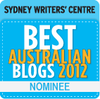 Sydney Writer's Centre Best Australian blogs 2012